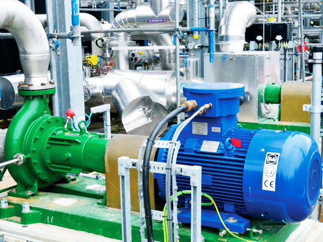 Sealless Magnetic Coupled Centrifugal Pumps