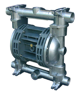 Durko Çevre - Air Driven Diaphragm Pumps